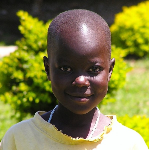 Homa Bay Orphan Girl